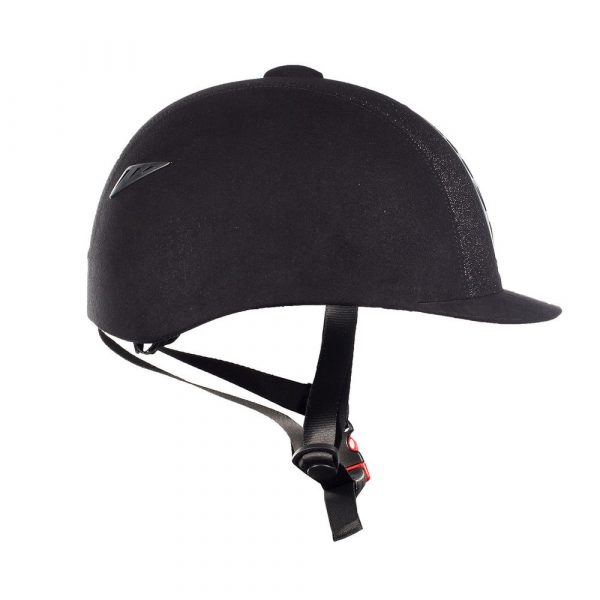 Horze Triton Galaxy Helmet Black/Silver