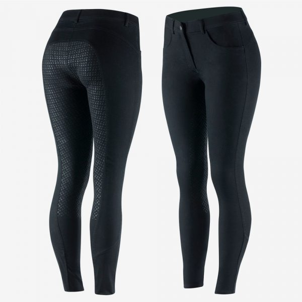 Horze Kate Womens  Silicone Full Seat Breeches