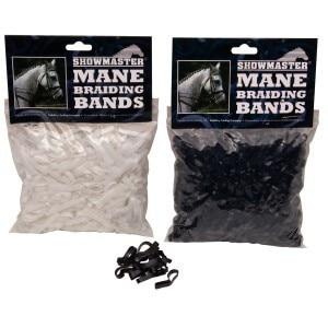 ShowMaster Mane Braiding Bands