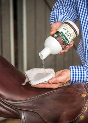 Liquid Saddle soap