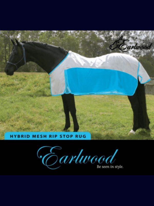 Earlwood White Mesh Hoods