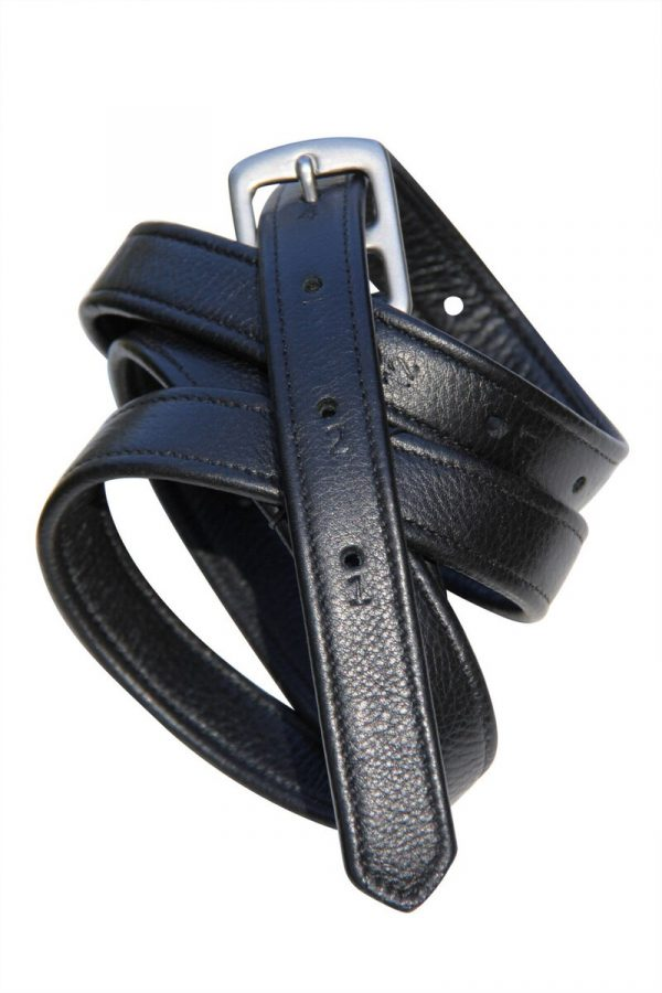 White Horse Nappa Covered Stirrup Leathers Adults 56'' - 62''
