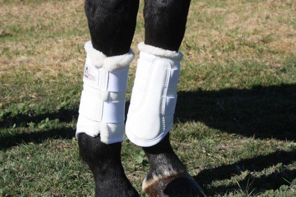 Fleece Tendon Boots
