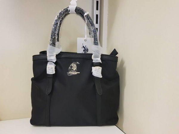 US Polo Double Handle Bag