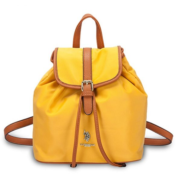 U.S Polo  Houston Back Pack Yellow