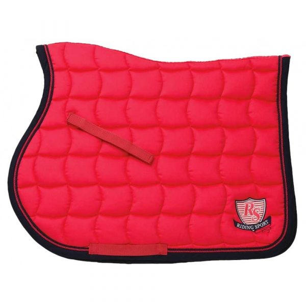 Saddle Blanket Riding Sport-Raspberry-Full Size