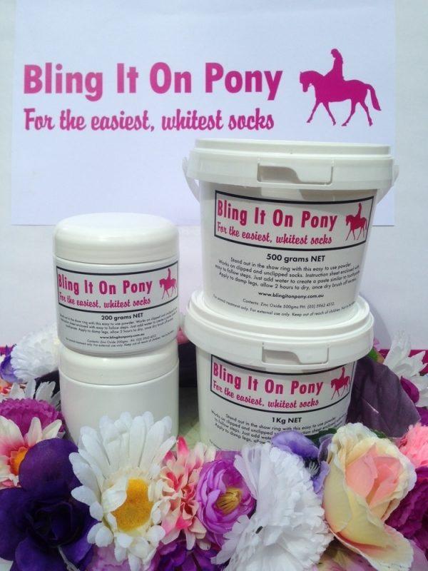 Bling it on Pony