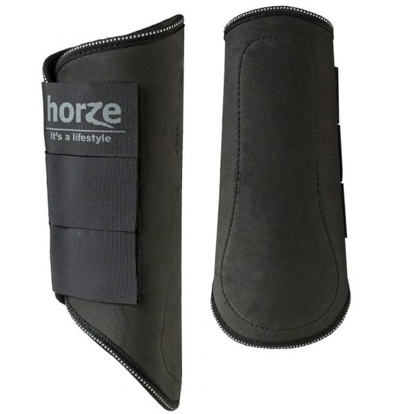 Pile lined boots horze
