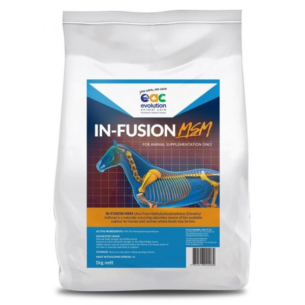In-Fusion MSN Joint Supplement, Anti-oxidant & Anti-inflammatory -1kg