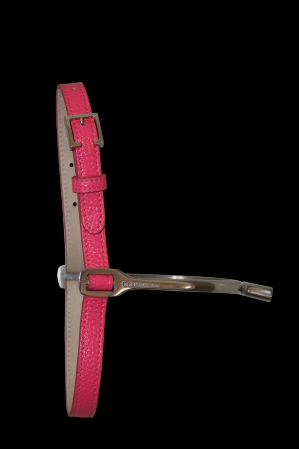 Celebrity Collection Spur Straps Pink