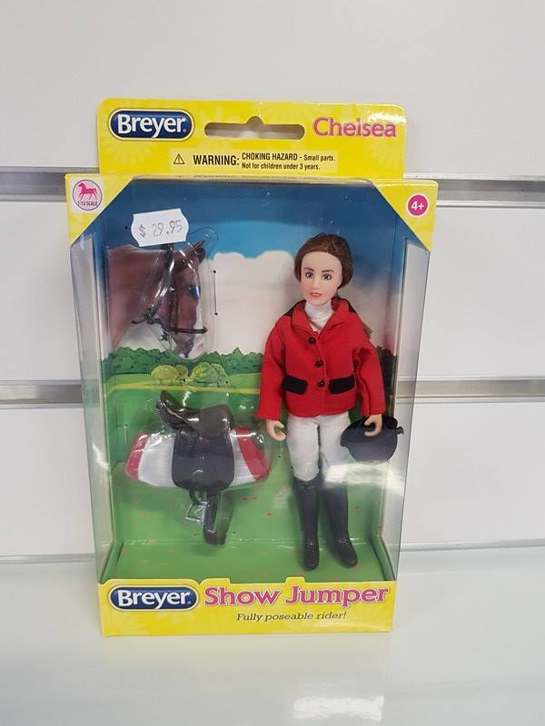 Breyer Show Jumper