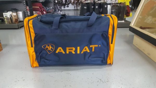 Ariat Gear Bags- Orange/Navy
