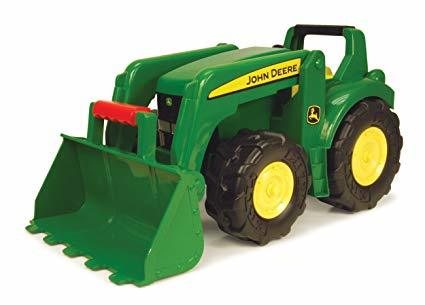 JD Real Steal Tractor