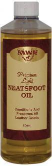 EQUINADE PREMIUM LIGHT NEATSFOOT OIL 500ml