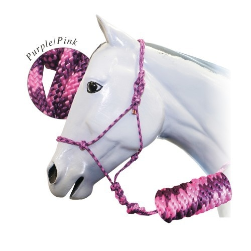 Fort Worth Rope Halter w/Lead