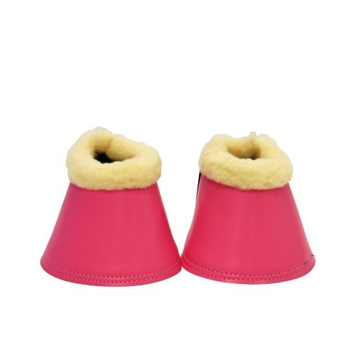 Smooth Bell Boots w/Fleece