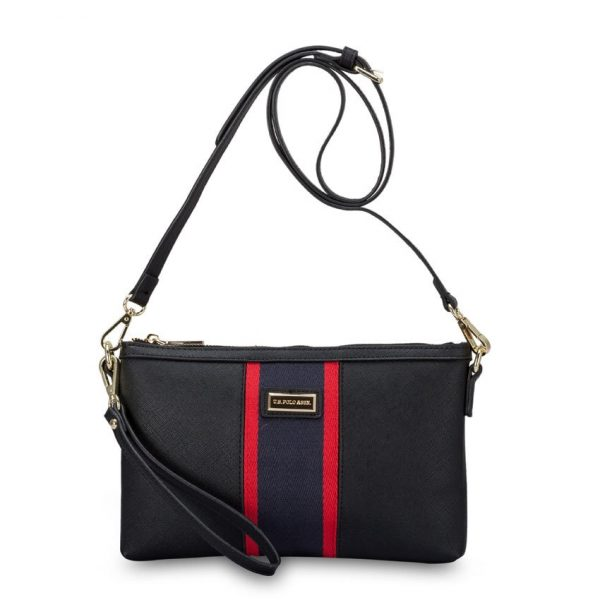 US Polo Howell Pouch Black