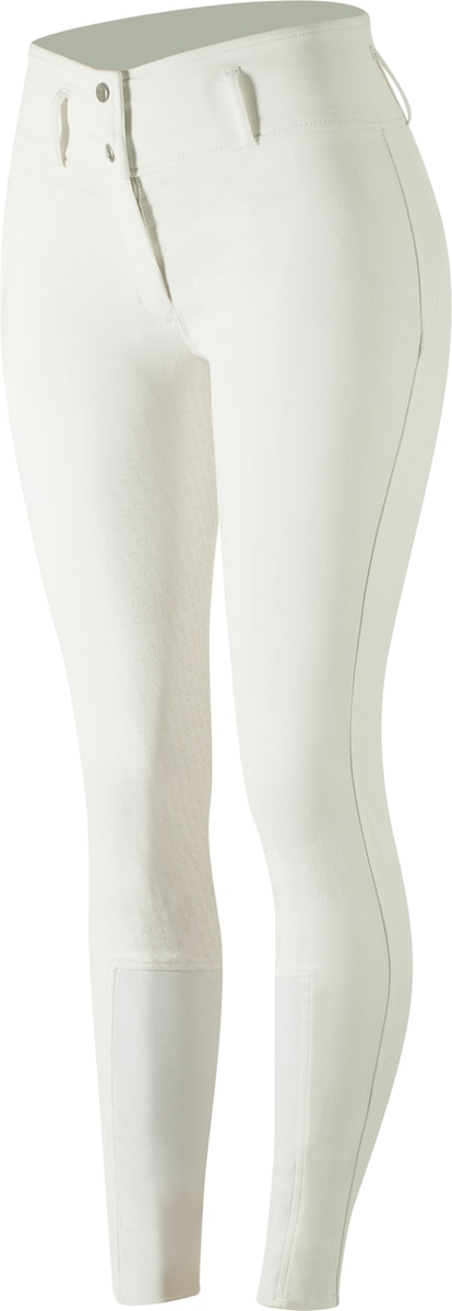 Horze Daniela Ladies FS Breeches White