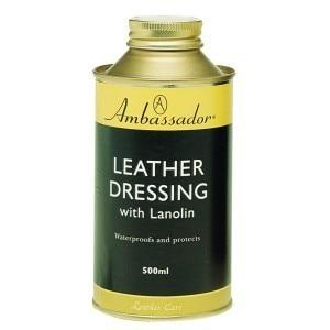 Ambassador Leather Dressing 500ml