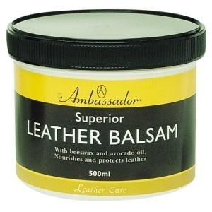 ambassador leather balsam 500ml