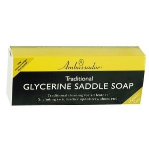 Ambassador Glycerine Saddle Soap 250g