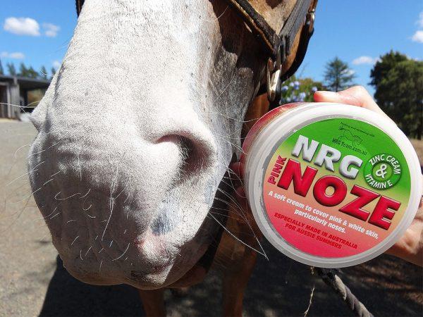 PINK NOSE ZINC CREAM 200g