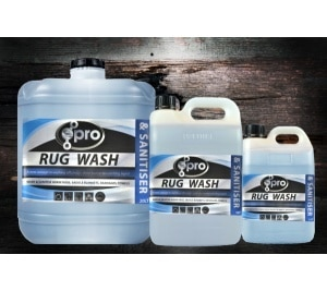 Rug wash Sanitiser- 5L