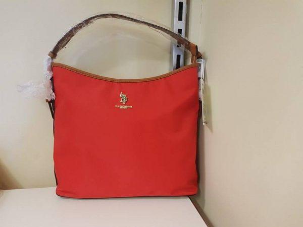 US Polo Hobo Handbag