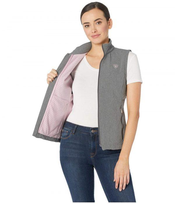 Ariat~Womens Journey Softshell Vest