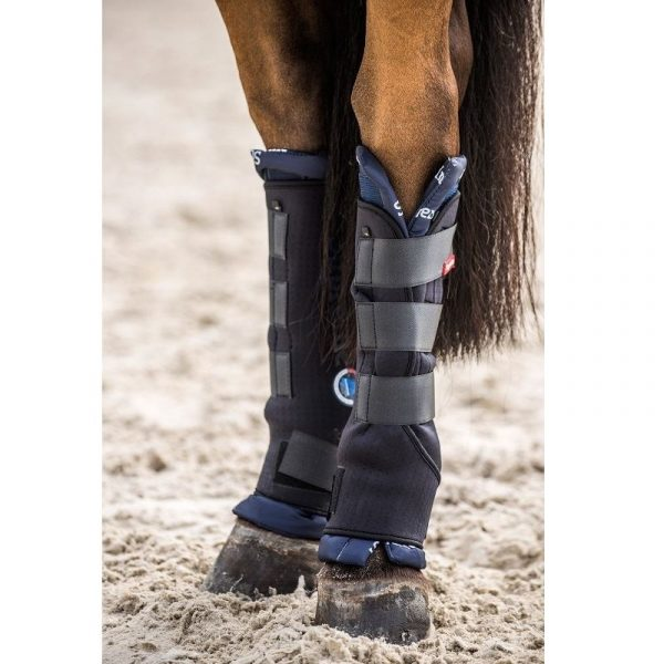 Stable boots back Horze