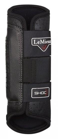 LeMieux Stealth Air Black XC Boots