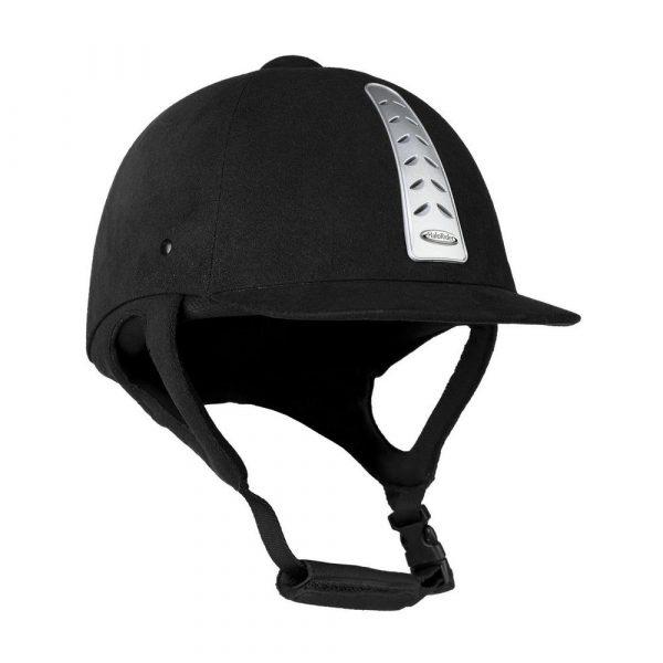 Horze HaloRider Helmet Black