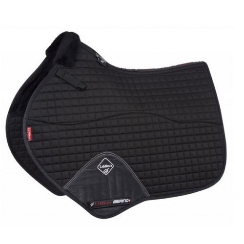 Pro LambsWool CC Square Half Lined Black/Black